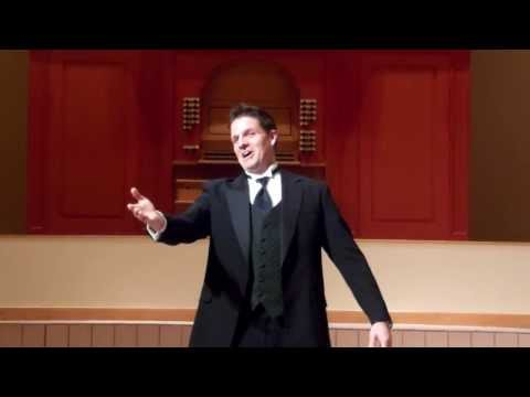 Andrew Briggs Doctoral Lecture Recital - Largo al factotum (with ornaments)