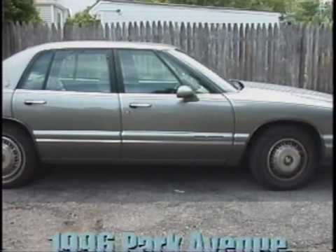 Camera Video of my 1996 Buick Park Avenue!!