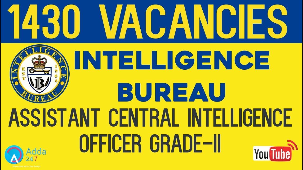 Intelligence Officer Job Description Example Business Account