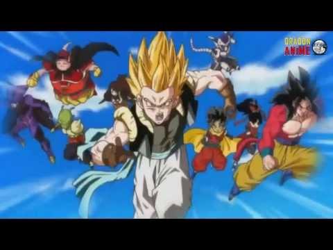 Dragon Ball Heroes - Gotenks adulto (Dragon Anime)