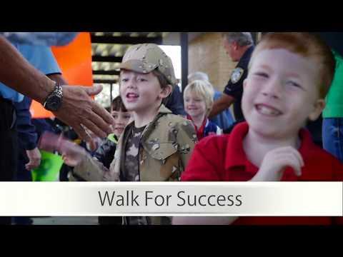 Walk For Success at Sebastian Elementary School
