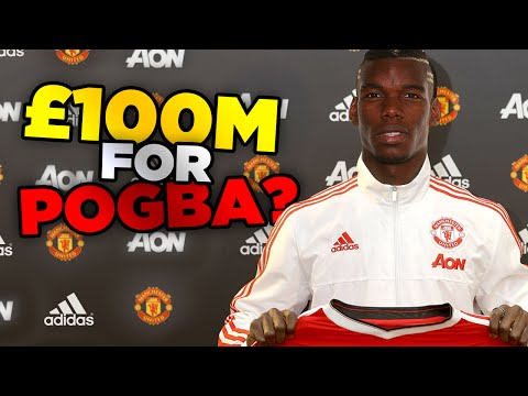Manchester United To Smash World Record Fee For Paul Pogba   Transfer Talk