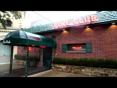 Inside The Pine Club | Foodie Files