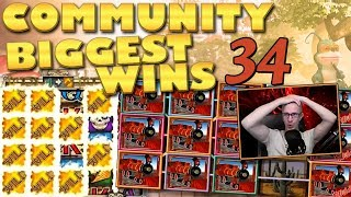 Community Biggest Wins #34 / 2018