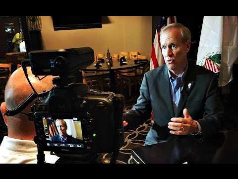 One-On-One with Gov. Bruce Rauner