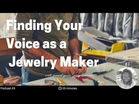 Finding Your Voice as a Jewelry Maker
