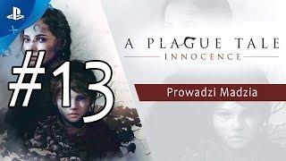 [PS4] A Plague Tale: Innocence #13 - Rozdział X - Ścieżka wśród róż cz.2