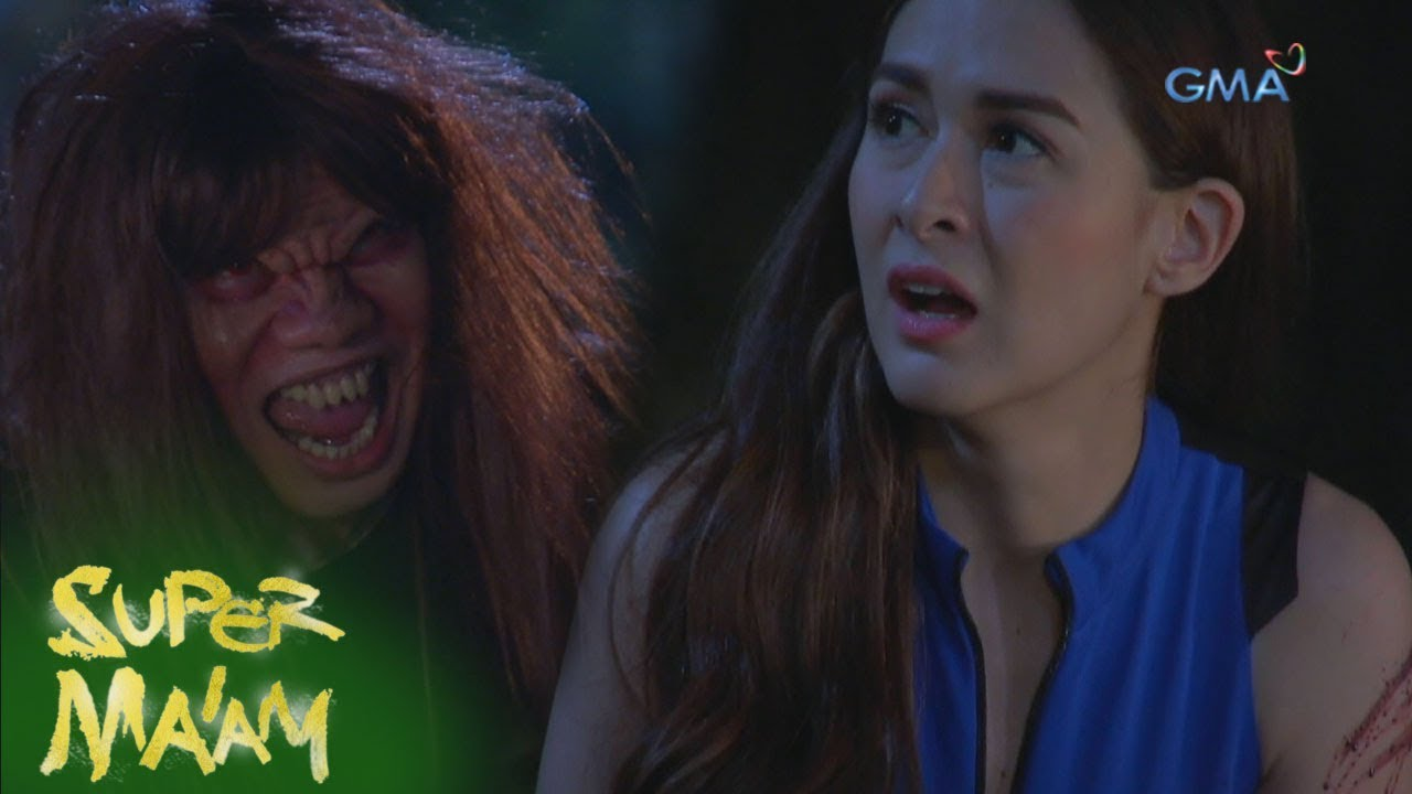 Download Super Ma'am: One manananggal down!