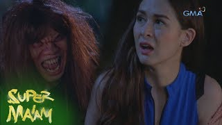 Super Ma'am: One manananggal down!