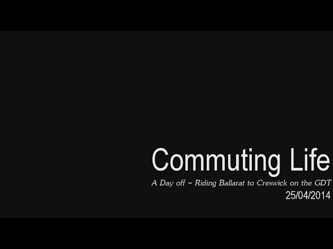Commuter Life Episode 2: A Day Off.