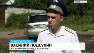 ДТП Черская Вести-Псков
