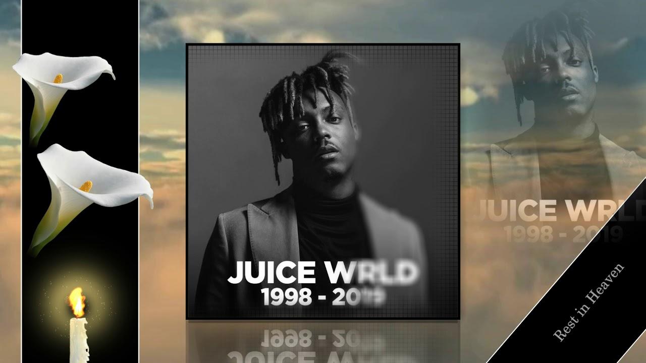 💔 Rest in Peace Juice Wrld Heavenly Mix
