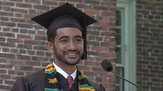 Senior Orator Speech: Lucas Johnson