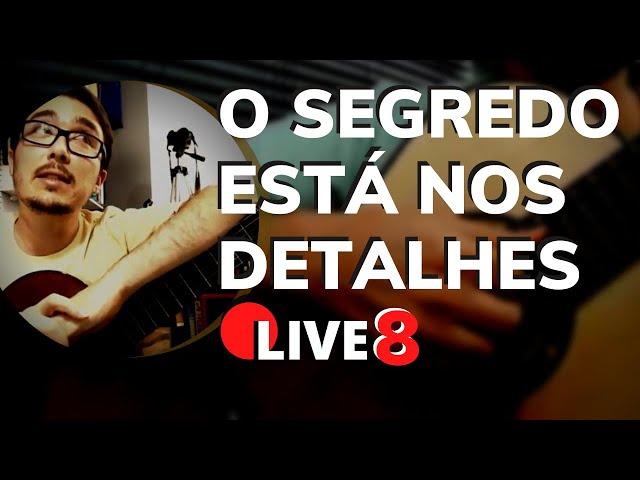 🔴 ACOMPANHAMENTO HARMÔNICO NO VIOLÃO | LIVE MB 08