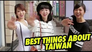 10 BEST THINGS ABOUT TAIWAN | Fung Bros