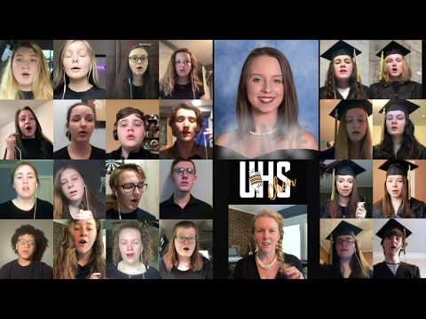 A Tribute to our Seniors - Upperman High School Virtual Choir