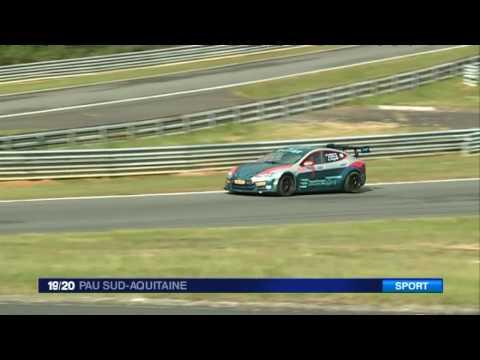 Le GT Electric Circuit Pau Arnos 2017