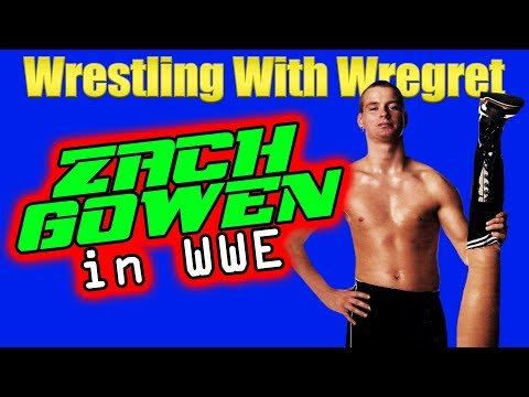 Zach Gowen in WWE | Wrestling With Wregret