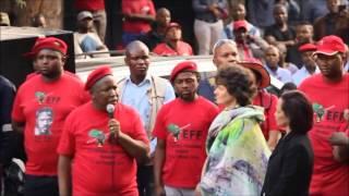 EFF Julius Malema demanding respect from whites thumbnail