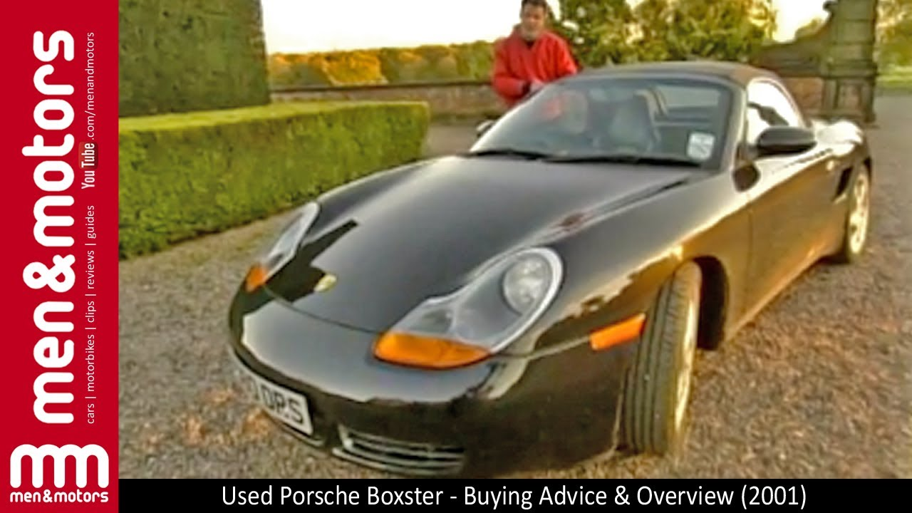 Used car buying guide: porsche boxster from £3000 | motorarticles.