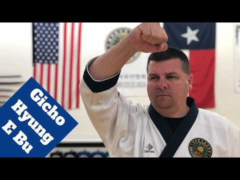 How To Do Tang Soo Do Form 2