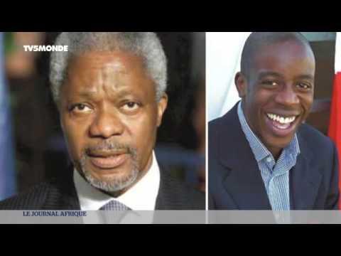 Intégrale Afrique presse  / RDCongo : Moïse Katumbi, candidat du G7 à l'élection présidentielle