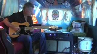 Scotty Wray Guitarist for Miranda Lambert gear interview & plays Venus 5