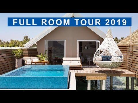 Lux South Ari Atoll Room Tour 2019