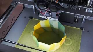 former s farm fdm 3d printer olmo gradation printing mode