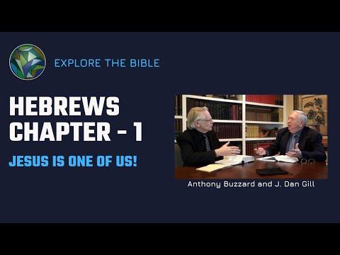 Hebrews   Commentary   Anthony Buzzard & J. Dan Gill