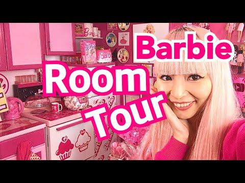 BARBIE ROOM TOUR 2020 UPDATE!!! BARBIE SUPER FAN