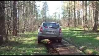 DUSTER 4x2 Путиловский полигон(Покатушки передне-приводных Дастеров., 2013-05-12T18:34:30.000Z)