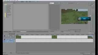 Видео Урок Sony Vegas Pro 11 #2 Скорость видео