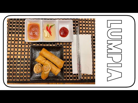 How To Cook Lumpia Filipino Spring Roll Riza s Garden Oasis