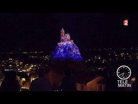 Nuits blanches - Lumière sur le Puy-en-Velay