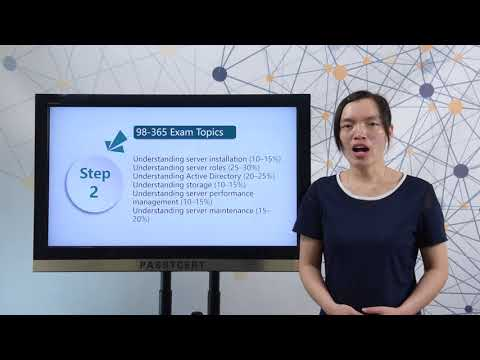 [Passtcert] Microsoft MTA 98-365 Sample Questions, 98-365 Training Material