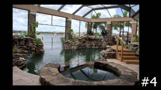 Top Ten Complete Outdoor Designs By Lucas Lagoons, Expert In Outdoor Designs In Sarasota, Fl
