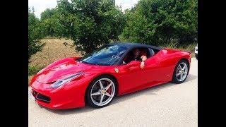 Ferrarit kaptam ajándékba