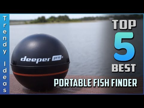 Top 5 Best Portable Fish Finders Review In 2020