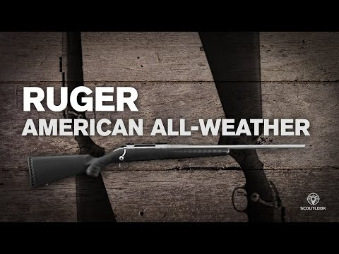 Rifle Test & Review: Ruger American All-Weather