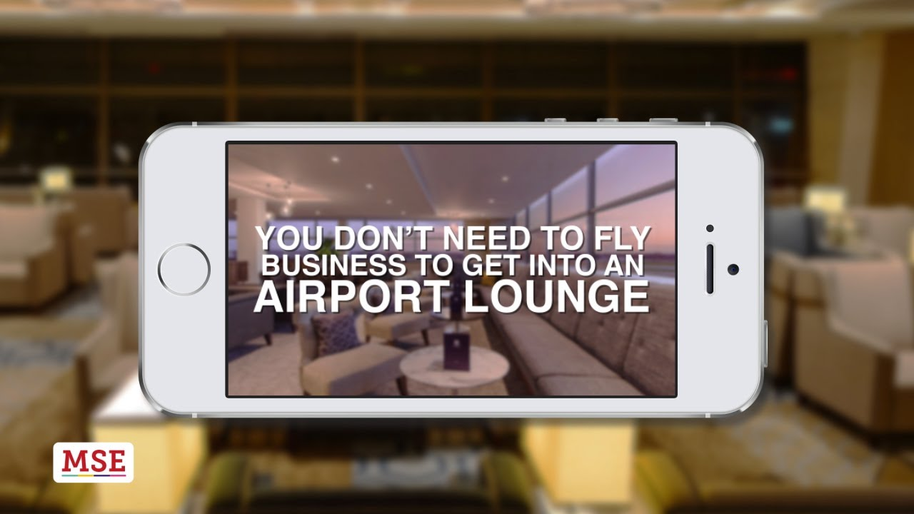 Free or Cheap Airport Lounges - Money Saving Expert