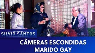 Marido gay Câmeras Escondidas 23 06 19