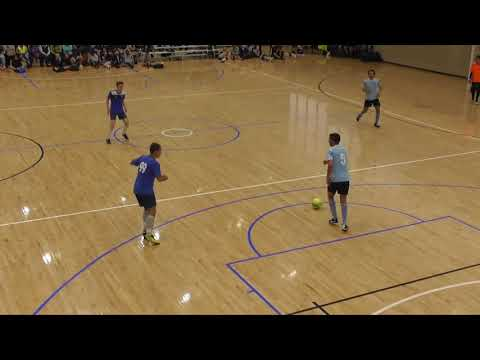2017 FNSW PL2 Rnd9 Mens Boomerangs fs v Sydney Futsal Club highlights