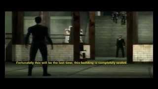 The Matrix: Path of Neo PC Walkthrough Part 4