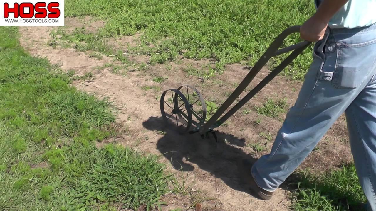 The Most Versatile Wheel Hoe Attachment