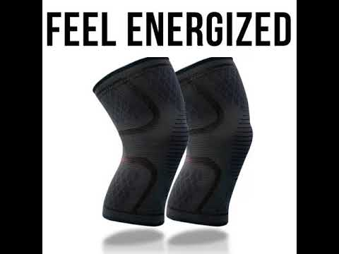Best Knee Compression Sleeve on The Market!