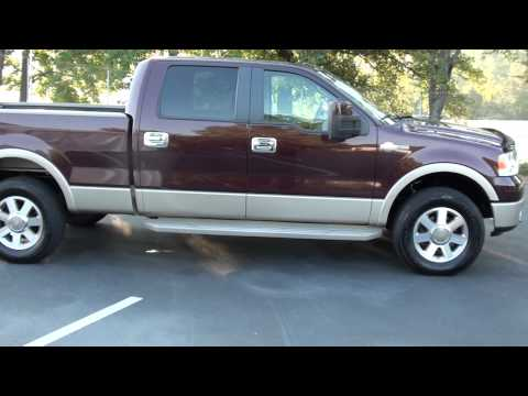 FOR SALE 2008 FORD F-150 KING RANCH!! STK# 11469A www.lcford.com