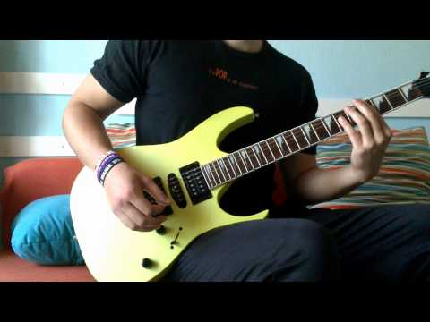 Dimmu Borgir - The Maelstrom Mephisto (guitar cover) mp3