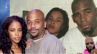 R. Kelly And Aaliyah ENDED Rocafella Says Dame Dash | I Couldn't Watch The Surviving R. Kelly Series