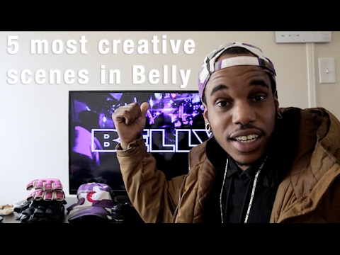 5 most creative scenes in Belly the movie
